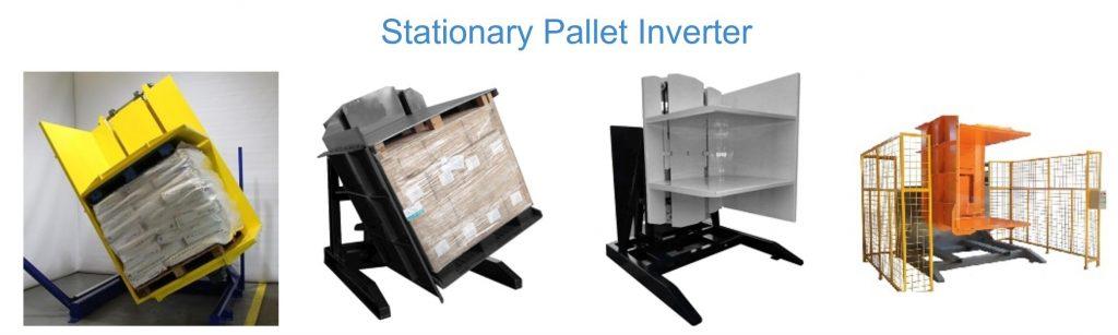 Pallet inverter manufacturer